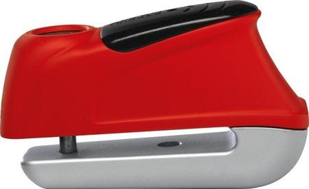 Blokada tarczy hamulcowej Trigger Alarm 345 red