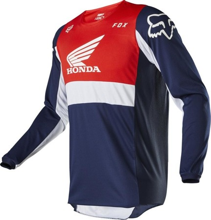 Bluza FOX 180 HONDA navy/red