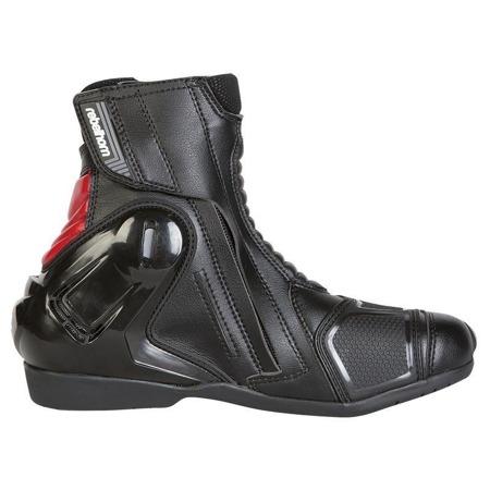 Buty REBELHORN FUEL II CE czerwono-czarne