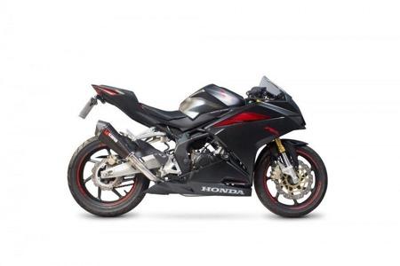 Honda CBR 250 RR Serket Taper Carbon RHA177SYSCEO