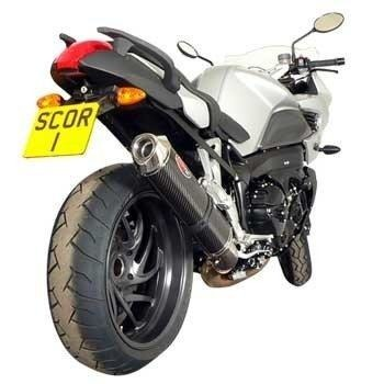 K1200 R 05/08 FACTORY OVAL CARBON/STAL EBM57CEO