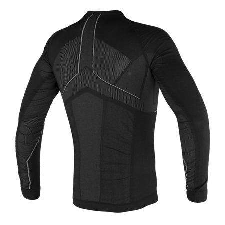 Koszulka termoaktywna DAINESE D-CORE AERO TEE czarno-szara