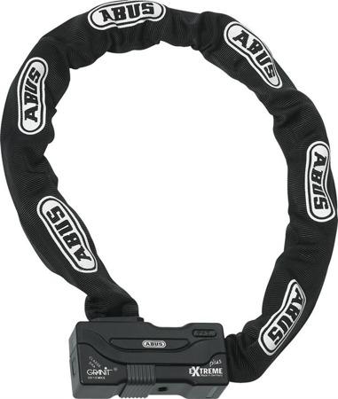 Łańcuch z zamkiem GRANIT Extreme Plus 59/12HKS110 black