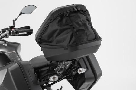 Plastikowy kufer centralny URBAN ABS do mocowania na stelaż Street-Rack/Adventure-Rack, 16-29l SW-MOTECH