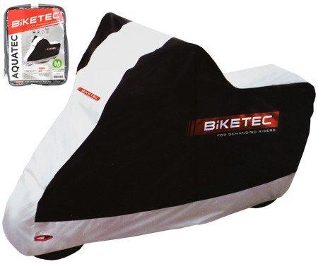 Pokrowiec wodoodporny na motocykl BIKETEC AQUATEC M