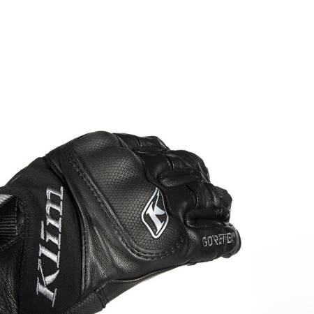 Rękawice ADVENTURE SHORT - Black