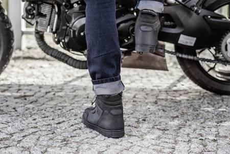 Spodnie jeansowe SHIMA TARMAC 3 RAW DENIM