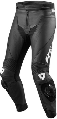 Spodnie skórzane REV'IT VERTEX GT czarno białe