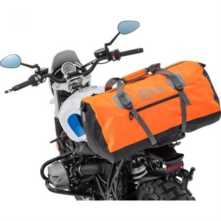 Torba na tył Q-Bag Tail Bag 80 l orange