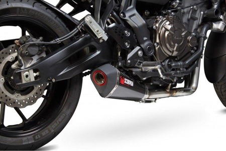 Yamaha MT-07 Tracer 16/17 Serket Taper Full System Carbon RYA108SYSCEO