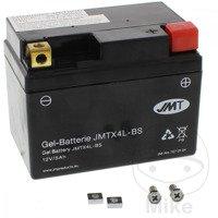 Akumulator JMT żelowy YTX4L-BS
